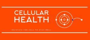 Het logo van cellular health